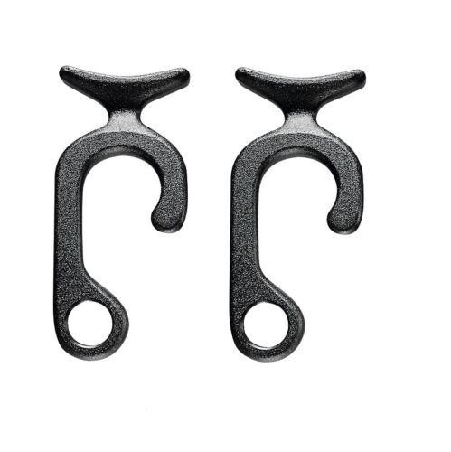 Fender Line hooks 2 Types