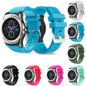 Silicone-Replacement-Watch-Band-Strap-for-LG-Watch-R-W100-LG-Watch-Urbane-W150
