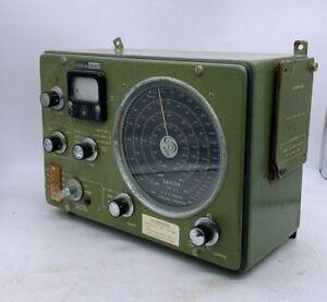 VINTAGE 1960s SAILOR TYPE 66T MARINE BAND RADIO RECEIVER