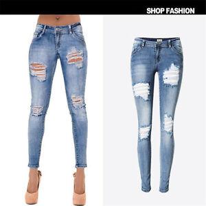 High waisted jeans ebay uk