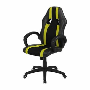 Silla de oficina gaming, sillon para estudio, escritorio o despacho, Misano