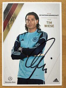 Tim-Wiese-AK-DFB-2012-Autogrammkarte-original-signiert