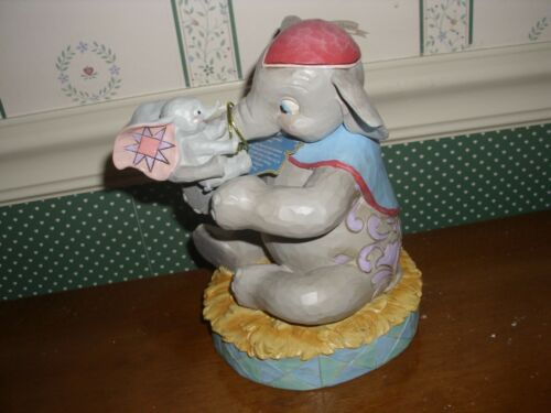 DISNEY TRADITIONSMOTHER'S DAY MRS. JUMBO AND DUMBO FIGURINENEW2018