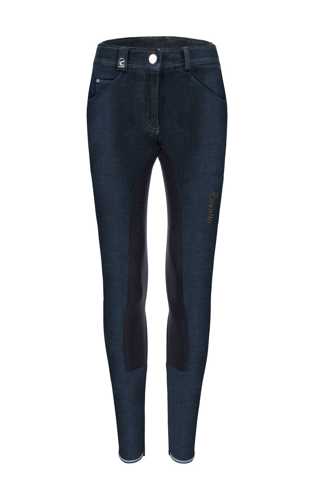 Cavallo breeches Colino GRIP DNM darkbluee AW 18 19