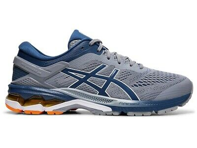 ASICS 1011A541 021 Gel Kayano 26 Feuille RockMako bleu homme chaussures de course | eBay