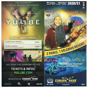 Europa Park Neu 2021