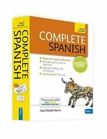Complete Spanish Beginner To Intermediate Course: Learn To Read... Free Shipping