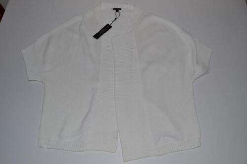 Kvinder Knit Large Cover Sweater Størrelse New White Medium Talbots L Wrap OTnwqxZYBF