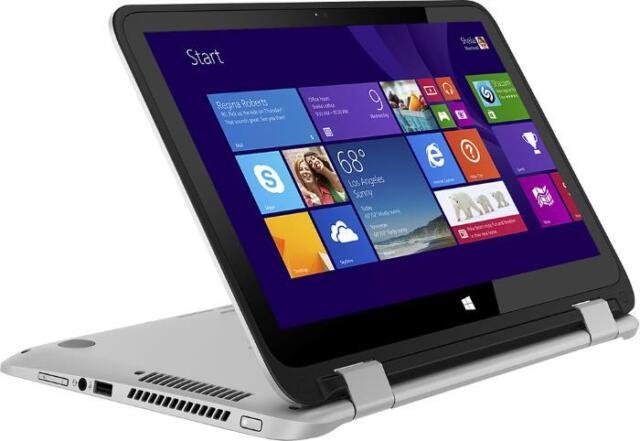 "NEW HP Pavilion 13-A110DX X360 13.3""  Touch Laptop i3-5010U 2.1GHz 4GB 500GB"