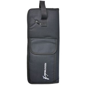 Rocket-Drumstick-Bag-Gigbag-Case-for-Drum-Sticks-Black