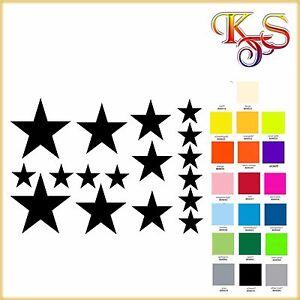 Buegelbild-Buegelbilder-Hotfix-Stern-Sterne-Stars-Flex-Folie-20-Fb