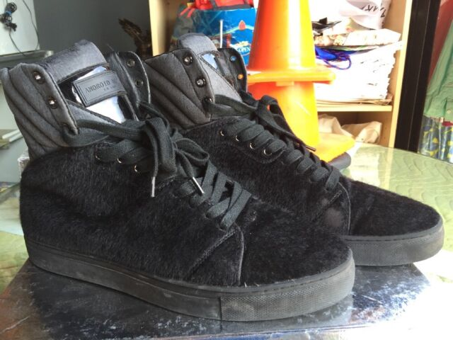 Android Homme Propulsion Black Fur Size 9