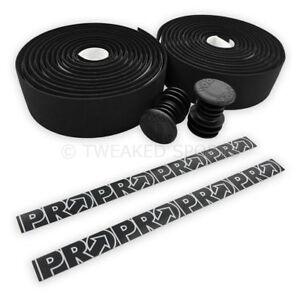 Shimano-PRO-Sport-Control-Handlebar-Bar-Tape-Set-Road-Bike-Black