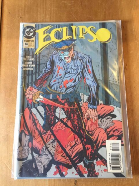 ECLIPSO #14 (DEC 1993) VFN DC COMICS
