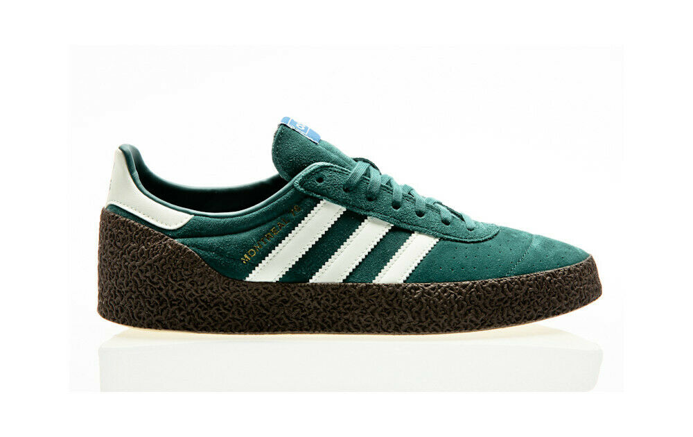 NEW Adidas Originals MONTREAL '76 SHOES B41480 NobleGreen OffWhite  size 10