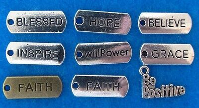 BFS1042 I/'m Doing This for ME Motivational Stainless Steel Charms
