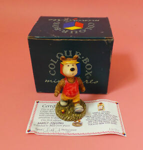 Colourbox-Colour-Box-Barley-Jogging-Limited-Edition-Bear-Boxed