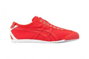 online store 2908f c4584 Details about asics Japan Onitsuka Tiger MEXICO 66 SLIP-ON TH3K0N Classic  Red 2018 NEW model