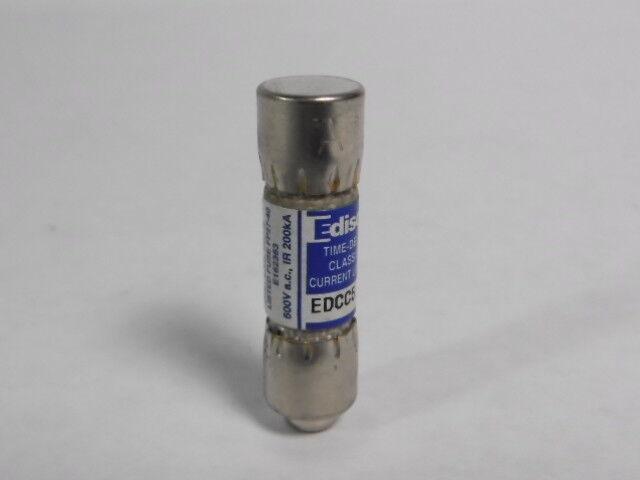 Edison EDCC-5 Fuse 5A 600V ! WOW !