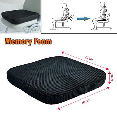 Soft Memory Foam Seat Cushion  for Home Office Travel Car Seat Chair Sofa