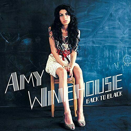 AMY WINEHOUSE BACK TO BLACK  VINYL LP  NEW & SEALED