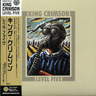 Level Five by King Crimson (CD, Jul-2006, JVC Victor)