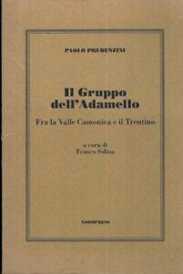 Il gruppo dell'Adamello (tra la Vallecamonica e il Trentino)-Paolo Orudenzini-