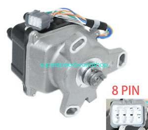 Details About Ignition Distributor Fit 99 00 Civic 16L TEC SOHC ONLY Acura EL TD63U