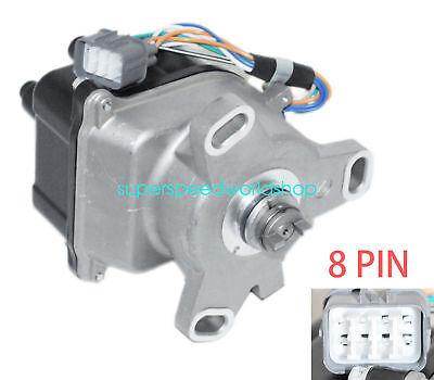 Td63U For 99-00 Civic 1.6L Sohc Ignition System Distributor Assembly Td73U