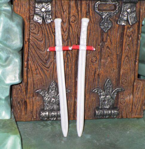 PRE-ORDER MOTU Classics Custom BLADE SWORDS MOVIE PAIR