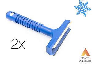 Heyner Eiskratzer SnowStar S Pro Premium Eiskratzer mit Messingklinge