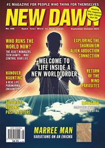 New Dawn Magazine 188 (Sept-Oct 2021)