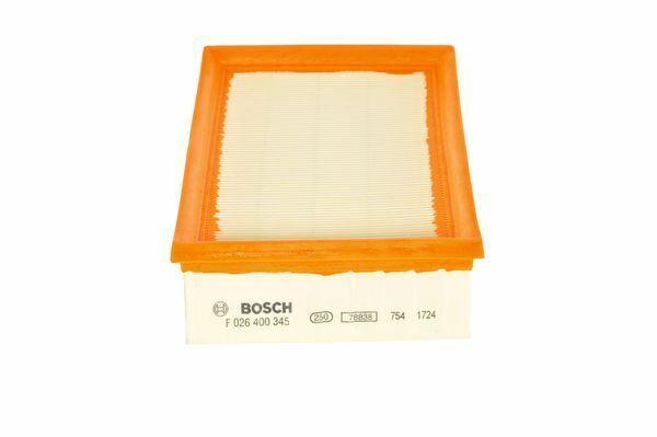 1 Luftfilter BOSCH F 026 400 012 passend für GMC OPEL VAUXHALL CHEVROLET