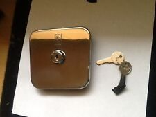 . ROLLS ROYCE LOCKABLE LOCKING MASCOT COVER CAP WITH KEY CLASSIC CAR