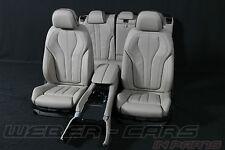 BMW X6 F16 Innenaustattung Individual Sitze Lederausstattung leather sport seats