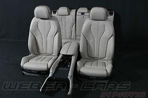 Das Bild Wird Geladen Bmw X6 F16 Individual Austattung Sitze Lederausstattung Leder
