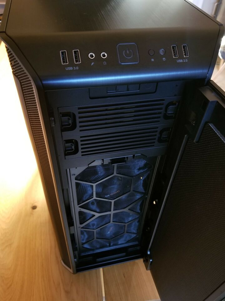 Kabinet, Be Quiet! Dark Base 900, Perfekt