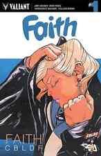 FAITH 1 VALLIANT COMICS CBLDF SDCC RON WIMBERLY EXCLUSIVE VARIANT 500 PRINT RUN