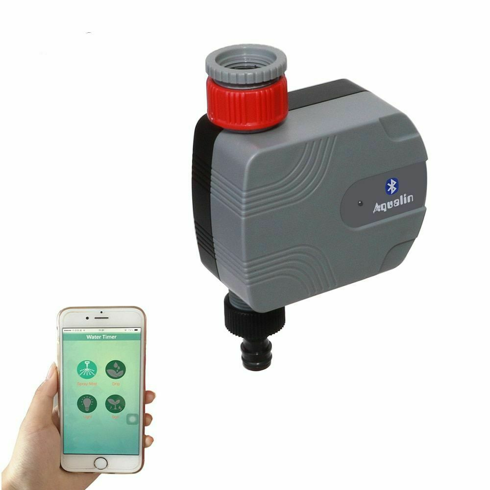 Automatic Bluetooth Garden Water Timer Smart Irrigation Controller For Phones