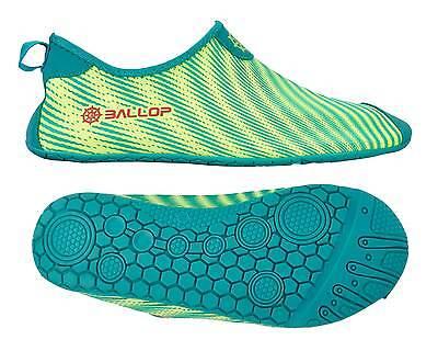 """Ballop-scarpe """"skin Fit Ray Green"""". Dimensioni: 28 - 44. Scarpa A Piedi Nudi, Schwimmschuhe-"""