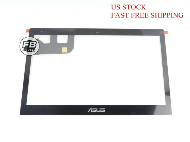 "15.6/"" Outer Touch Screen Glass+Digitizer For Asus VivoBook S551 S551L Series"