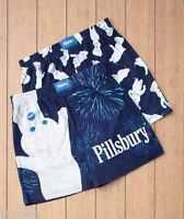 Licensed Pillsberry Doughboy 2 Pk Men's Boxers 2 Different Designs Medium 32/34