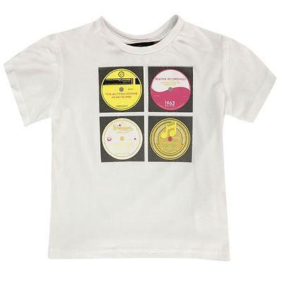 Ben Sherman Boys MOD Badge T-Shirt Navy Blazer BNWT Various Sizes
