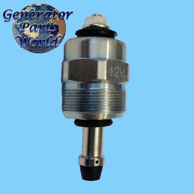 Fuel Shutoff Solenoid 12V For 170F 170FA 170FE 170FAE Diesel Generator Engine