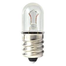 10 ampoule neuve #46  6,3V  0.25A pas de vis E10 pr TSF