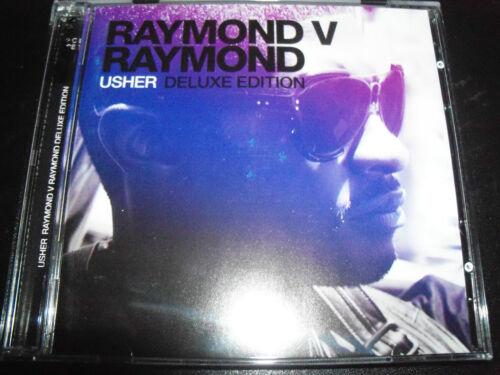 1 of 1 - Usher Raymond Vs Raymond Deluxe Edition 2 CD - Like New