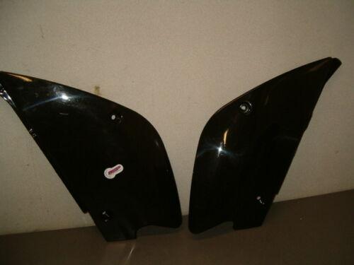 Black Side Panels for 98-07 Kawasaki KX85 /& 04-07 KX100 and 03-07 Suzuki RM100