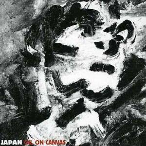 Japan-Oil-On-Canvas-Live-CD