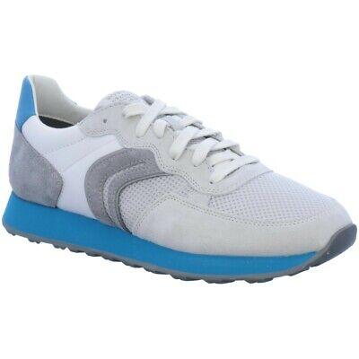 Geox Respira VINCIT B Herren Schuhe Sneaker Halbschuhe U845VB Papyrus Grey   eBay
