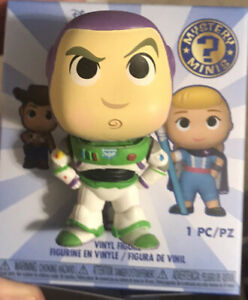 Disney Buzz Lightyear Toy Story 4 Funko mystery Mini Funko Pop